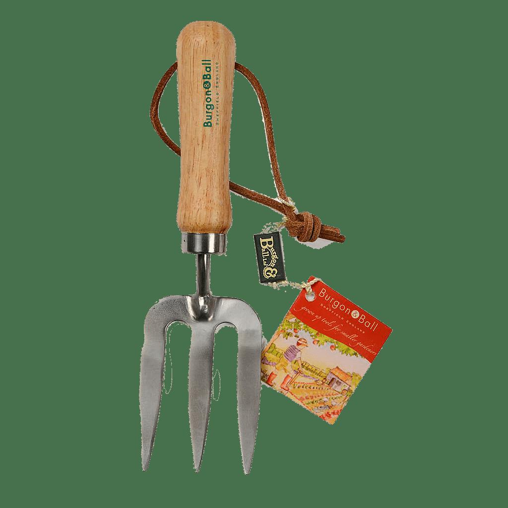 Burgon & Ball | Kids Budding Gardener Hand Fork Full Product Image