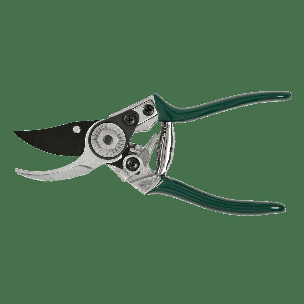 Quality Garden Supplies Tool - Burgon & Ball | Pocket Pruner – RHS Endorsed Forest Green Handle