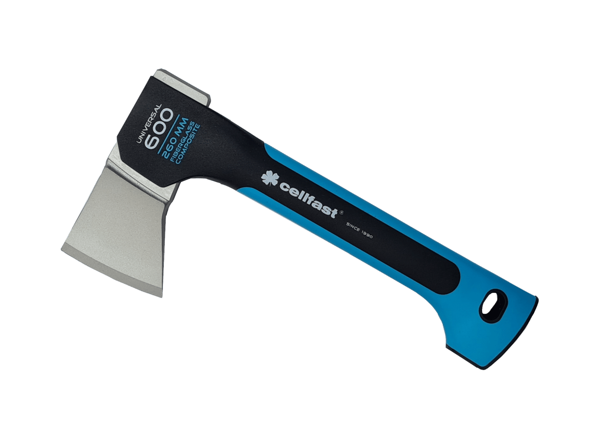 Quality Garden Supplies Tools - Cellfast | Universal Axe U600 ERGO LINE Full Image