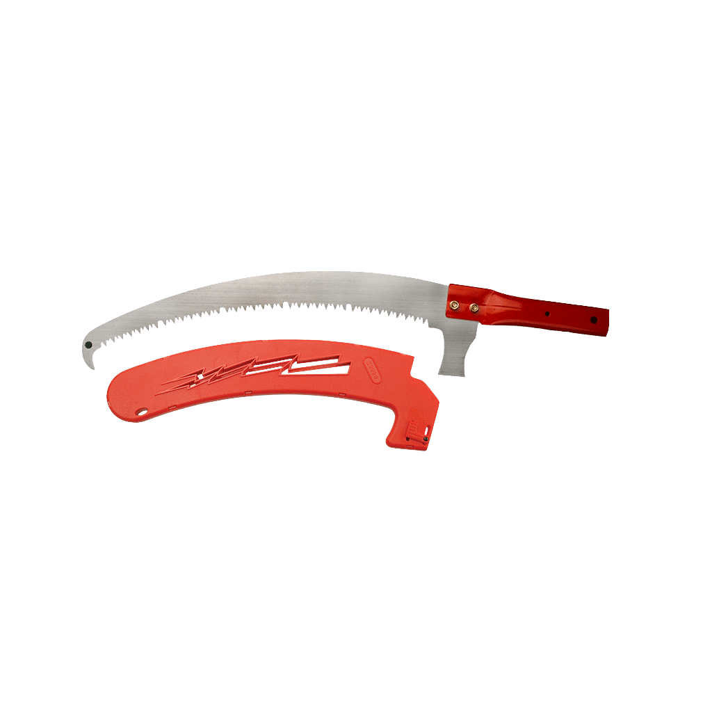 Quality Garden Supplies Tools - Barnel   Pole Saw Forestry + Sheath Saw Separated from Sheath