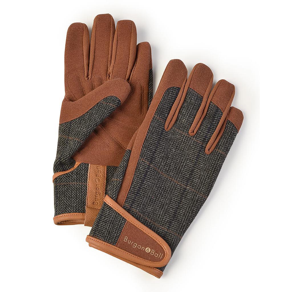 gloves men women grey gray
