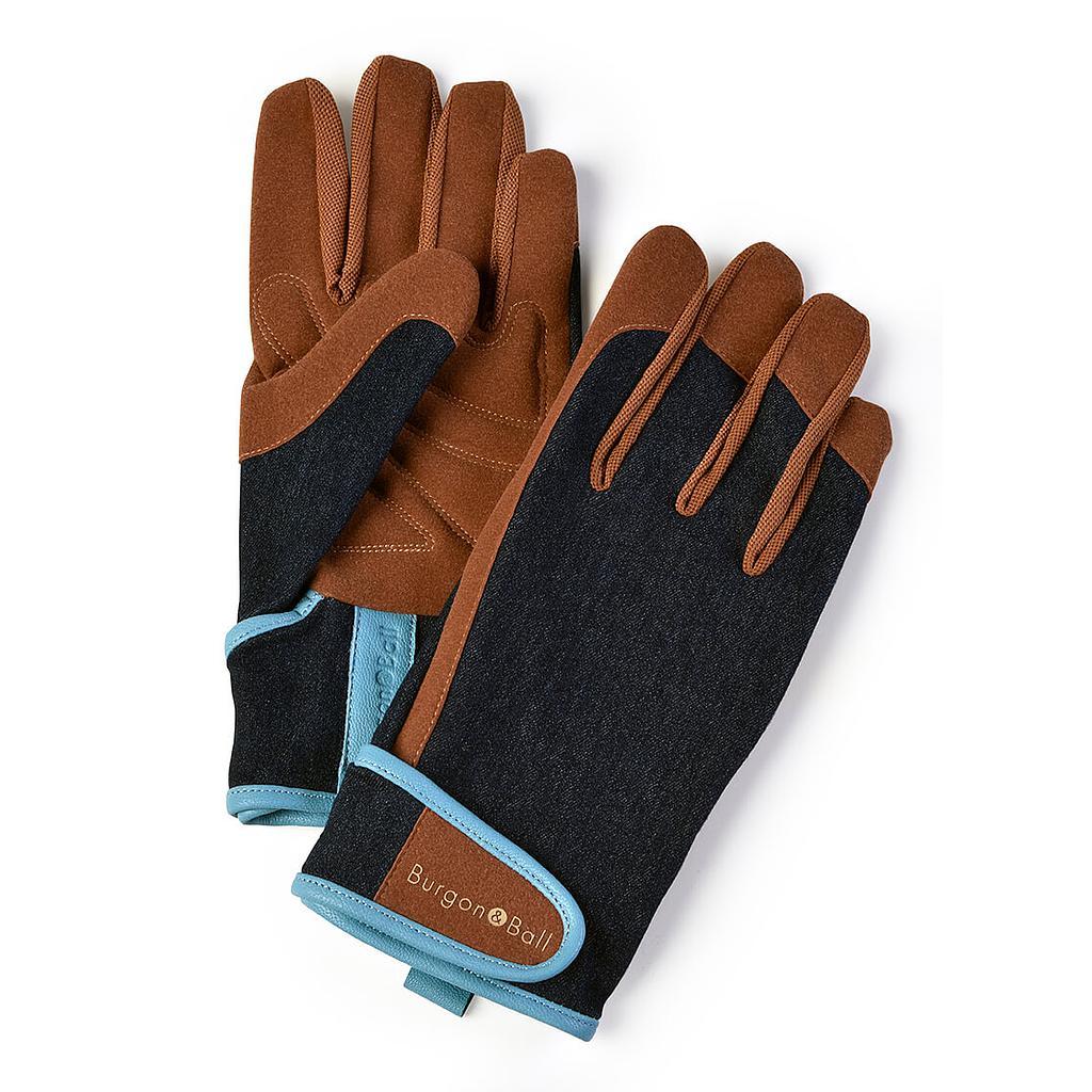 Burgon & Ball | Dig The Glove - Denim